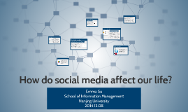 how do the social media affect our culture media essay Ways that social media impacts your health there are a number of ways that social media can have an influence on your health addiction to social media people who are addicted to social media may experience negative side effects such as eye strain, social withdrawal or lack of sleep.