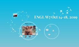 ENGL 11 W7 Oct 14-18