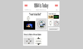 1984 Is Today
