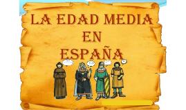 La edad media en Espana