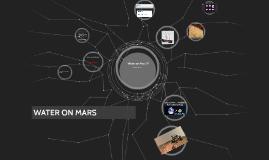 Water on Mars?!?