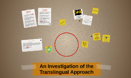 An Investigation of the Translingual Approach