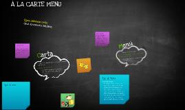 Copy of Copy of Caracteristicas y Definiciones entre carta y menu