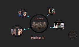 Portfolio 13
