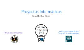Copy of Presentación Proyecto Fin de Carrera