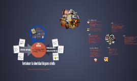 Fortalecer la identidad hispano-criolla