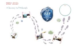 ISEF 2015