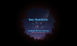 White Dwarfs & Neutrons Stars