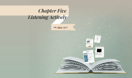 Listening Actively