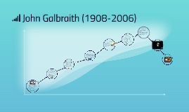 John Galbraith (1908-2006)