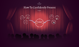 How To Confidently Present