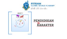 (Ind) FIWA's Character Education