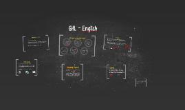GHL - English