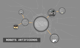 ROBOTS ARTIFICEROS