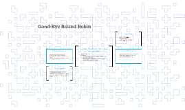 Good Bye Round Robin: Shared Book Experience