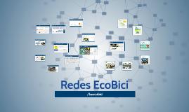 Redes EcoBici