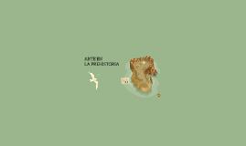 Copy of ARTE PALEOLITICO Y NEOLITICO
