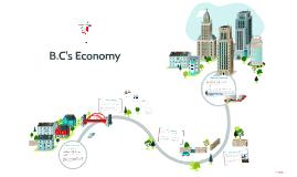 Economy in BC