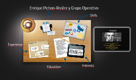 Enrique Pichon-Rivière y Grupo Operativo
