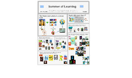 6/7/2016 Summer of Learning