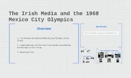 The Irish Media and the 1968