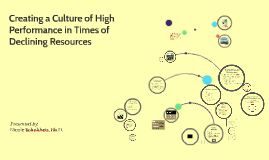 Creating a Culture of High Performance in Times of Declining Resources
