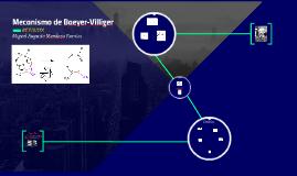 Mecanismo de Baeyer-Villiger