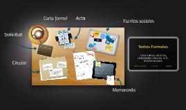 Copy of Textos formales
