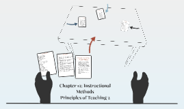 Chapter 12: Instructional Methods