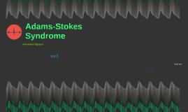 Adams-Stokes Syndrome