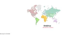 América (generalidades geográficas)