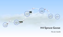H4 Spruce Goose