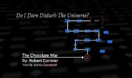 The Chocolate War- Joshua Grandstaff