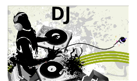 Spreekbeurt DJ