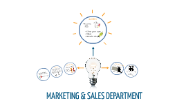 mkt&sales department