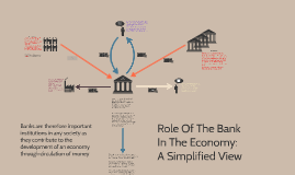 Role Of The Bank In The Economy