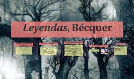 Leyendas, Bécquer