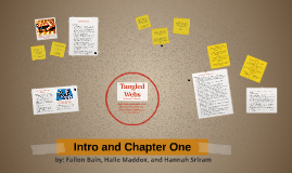 Intro and Chapter One