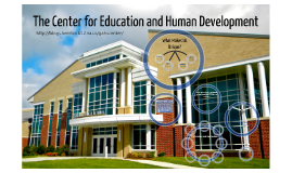 The Center for Education and Human Development at Glen Allen High School