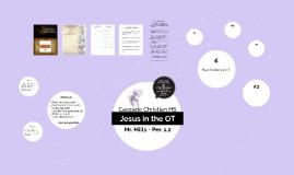 Jesus in OT