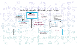 Student Professional Development Center