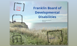 Franklin County Board of Developmental Disabilities