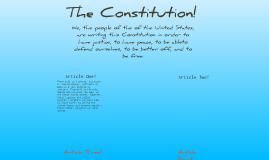 The Constitution!