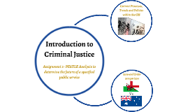 Intrpduction to Criminal Justice