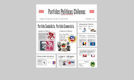 Partidos Politicos Chilenos