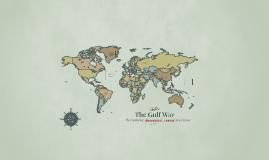 The Gulf War by LLDJ