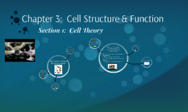 3.1 Cell Theory