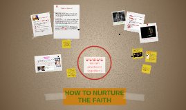 Copy of HOW TO NURTURE THE FAITH