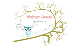 Walker Creek Rules & Regs