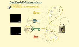 Sesión 15-16 GM Seguridad - ISO 9000 - Software